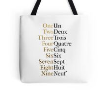Ten Duel Commandments/Take A Break (Hamilton: An American Musical) Tote Bag
