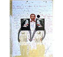 EGOISMO Y FANTASIA (selfishness and fantasy) Photographic Print