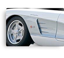 1959 Corvette Roadster Studio V Canvas Print