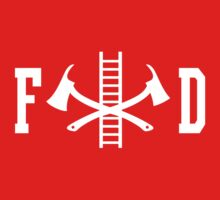 FD Fire Department Logo by careers