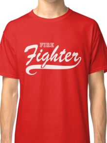 Firefighter Swoosh Classic T-Shirt