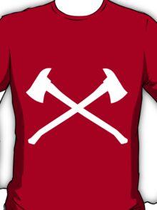 Firefighter Axe T-Shirt