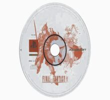 Final Fantasy IX Disc 2 by nvir69