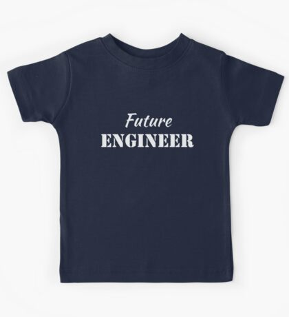 Future Engineer Kids Tee