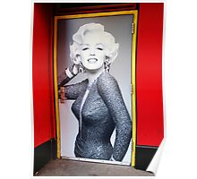 Marilyn Monroe - Madame Tussaud's Times Square Poster