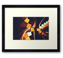 Isn't this a lovely dream? Framed Print
