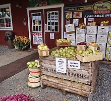 Roadside Produce stand by vigor