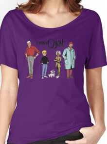 Johnny Quest Women's Relaxed Fit T-Shirt