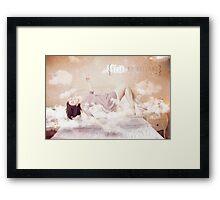 Dusty Dreams Framed Print