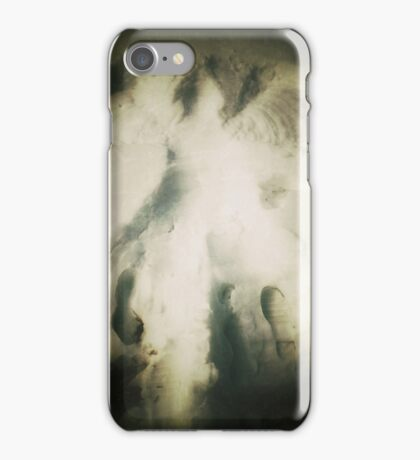 Madonna of the wasps iPhone Case/Skin