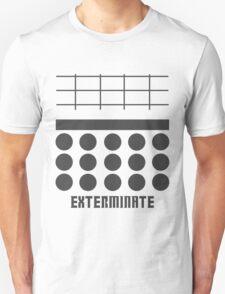 Doctor Who Dalek T T-Shirt