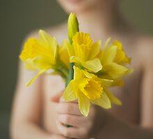 Daffodils for you by kerryvarnum