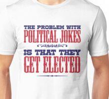 Political Jokes Unisex T-Shirt