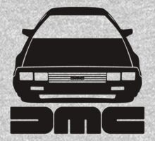DeLorean DMC–12 - 3 by TheGearbox