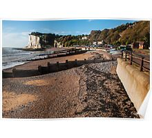 St Margarets Bay-at-Cliff Poster