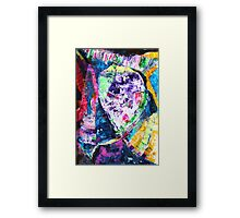 Theatre Theater Framed Print