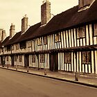 Tudor Terrace by Country  Pursuits