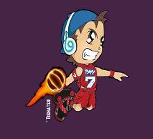 Basketball Power Shot, Sports, ball, NBA, jam, dunk, slam, hoop Unisex T-Shirt