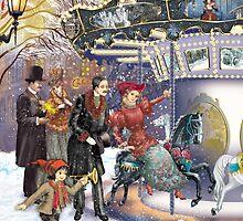 carousel by SVETLANA ZOLOTAREVA