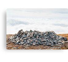 High Tatras in Fall IX. Canvas Print
