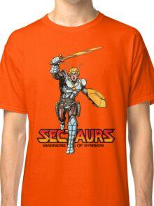 Sectuars Warriors of Symbion - Logo Color Classic T-Shirt