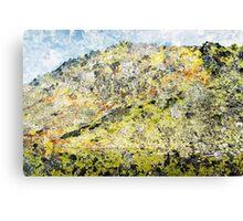 High Tatras in Fall XIII. Canvas Print