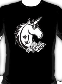 Pirate Unicorn Ninja T-Shirt