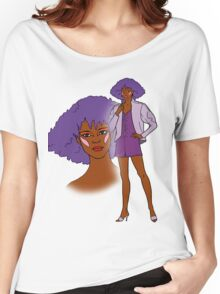 Jem and the Holograms - Shana - Color Women's Relaxed Fit T-Shirt