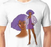 Jem and the Holograms - Shana - Color Unisex T-Shirt
