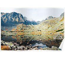 High Tatras in Fall XIV. Poster