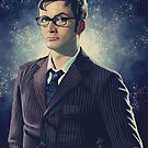 David Tennant - 10TH doctor by KanaHyde