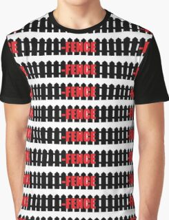 -FENCE Graphic T-Shirt
