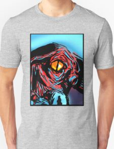 Inspired by - HP Lovecraft Eye of Cthulhu T-Shirt