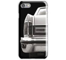 Old Style (black&white) iPhone Case/Skin