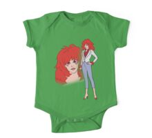Jem and the Holograms - Kimber - Color One Piece - Short Sleeve