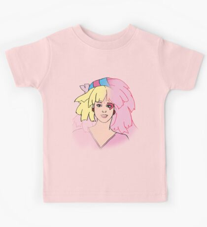Jem and the Holograms - Jerrica/Jem - Color Kids Tee