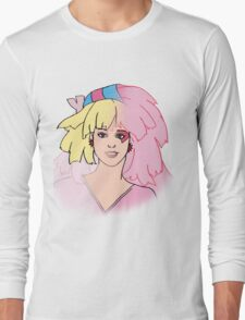 Jem and the Holograms - Jerrica/Jem - Color Long Sleeve T-Shirt