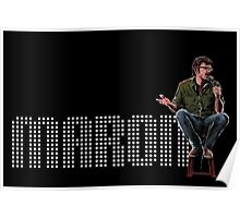 Marc Maron - Comic Timing Poster