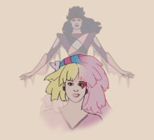 Jem and the Holograms - Jerrica/Jem with Synergy #2 - Color by DGArt