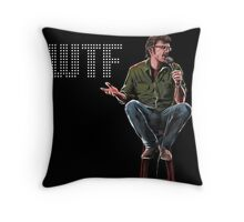 WTF with Marc Maron Throw Pillow