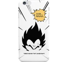 IT'S OVER 9000!  iPhone Case/Skin