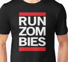 Run Zombies Unisex T-Shirt