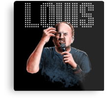 Louis C.K. - Comedy Legend Metal Print