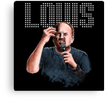 Louis C.K. - Comedy Legend Canvas Print