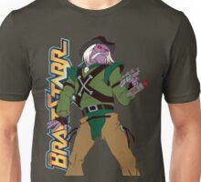 BraveStarr - Tex Hex - Color Unisex T-Shirt