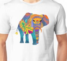 Whimsical Elephant Unisex T-Shirt