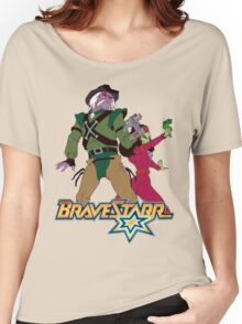 BraveStarr - Tex Hex and Vipra - Color Women's Relaxed Fit T-Shirt