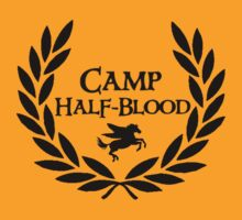 Camp Half-Blood - PERCY JACKSON by LovelyOwls