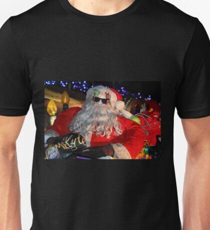 Santa Claus, Jimmy Buffett Style Unisex T-Shirt
