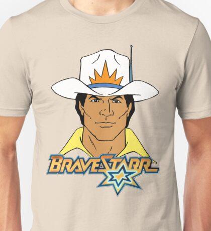 BraveStarr - Marshall BraveStarr #2 - Color Unisex T-Shirt